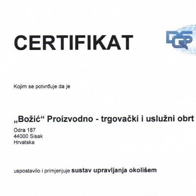ISO14001 HRV